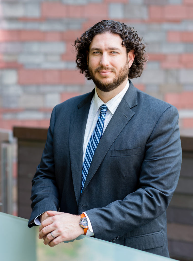Photo of Attorney Justin Kelsey