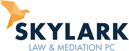 The Skylark Law and Mediation Logo